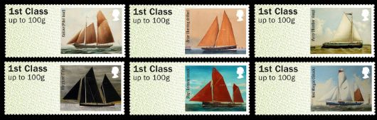Working Sail Stamp(s)