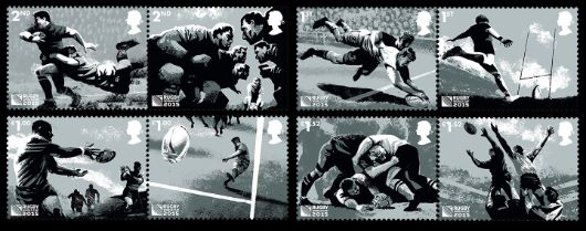 Rugby World Cup Stamp(s)