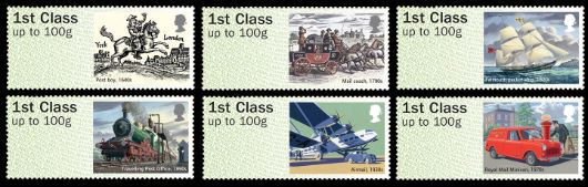 Royal Mail Heritage Stamp(s)