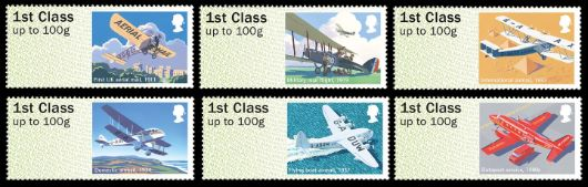 Mail by Air Stamp(s)