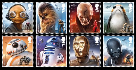 Star Wars Stamp(s)