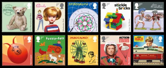 Classic Toys Stamp(s)