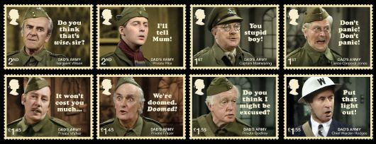 Dad's Army Stamp(s)