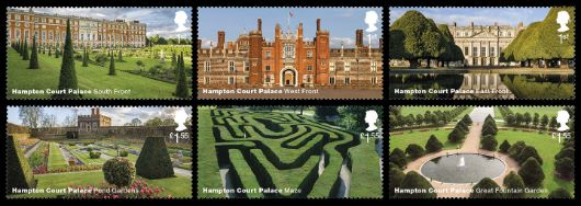 Hampton Court Stamp(s)