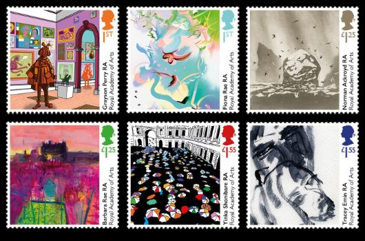 Royal Academy of Arts Stamp(s)