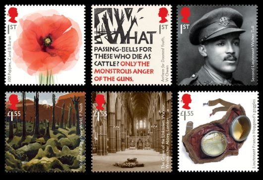 The Great War Stamp(s)