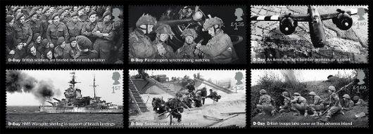 D-Day Stamp(s)