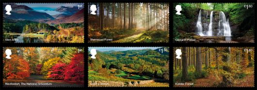 Forests Stamp(s)
