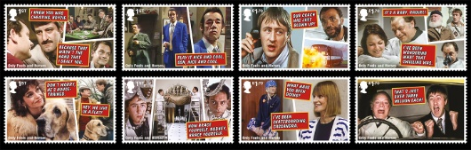 Only Fools and Horses Stamp(s)