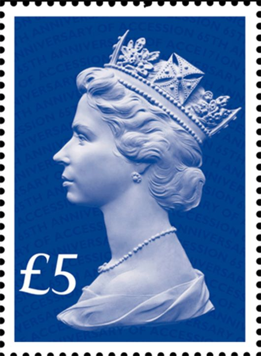 65th Anniversary of Queen's Accession Stamp(s)