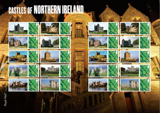 Castles - Northern Ireland: Generic Sheet