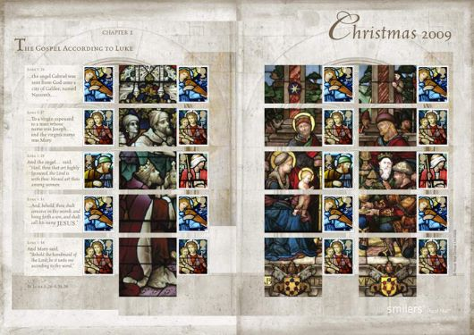 Christmas 2009: Generic Sheet