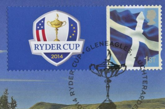 Ryder Cup: Generic Sheet for Cover
