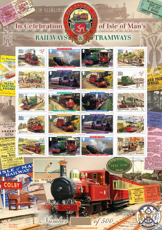 Railways and Tramways