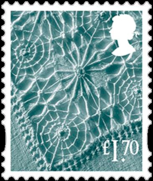 Northern Ireland: £1.70 Linen Pattern Stamp(s)