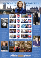Margaret Thatcher History of Britain No.100