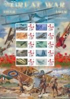 World War I - Battle for the Skies History of Britain No.103