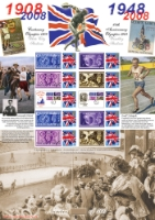 Olympic Anniversaries History of Britain No.26
