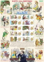 Happy Birthday Alice History of Britain No.84