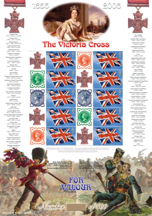 The Victoria Cross - 150th Anniversary