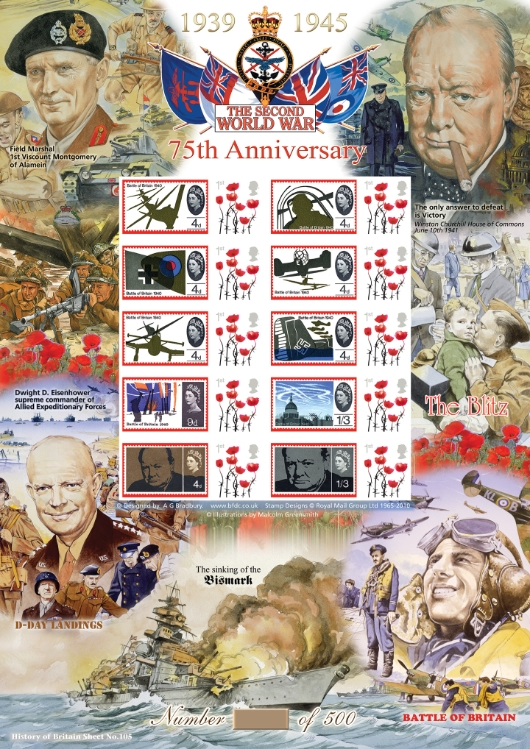 75th Anniversary World War II